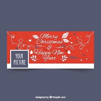 Счастливого рождества и счастливого нового года для facebook