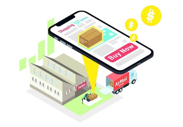 수출 웹 사이트에서 온라인으로 공장 판매