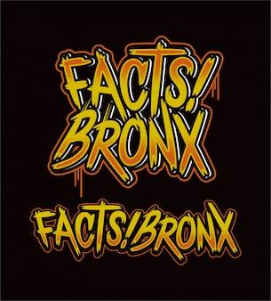 Facts bronx