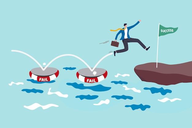 Не добиться успеха, используя неспособность быть уроком