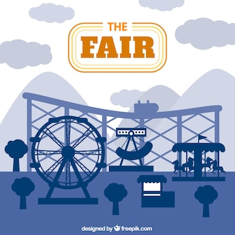 The fair silhouettes