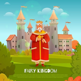 Fairy kingdom