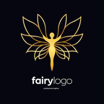 Fairy logo design