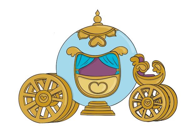 Сказочная коляска