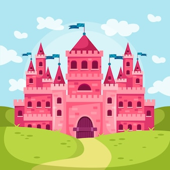 Fairy tale fortress