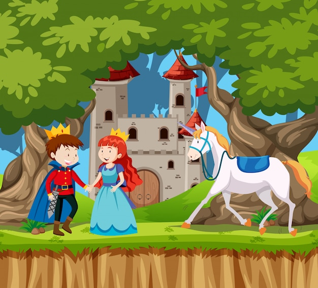A fairy tale story