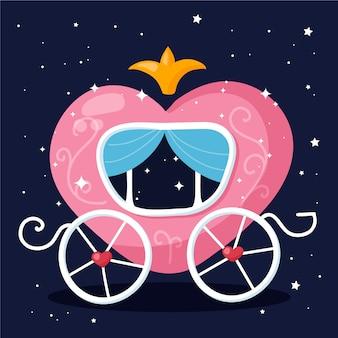 Fairytale carriage concept