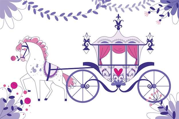 Fairytale carriage concept