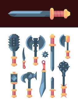 おとぎ話の武器セット