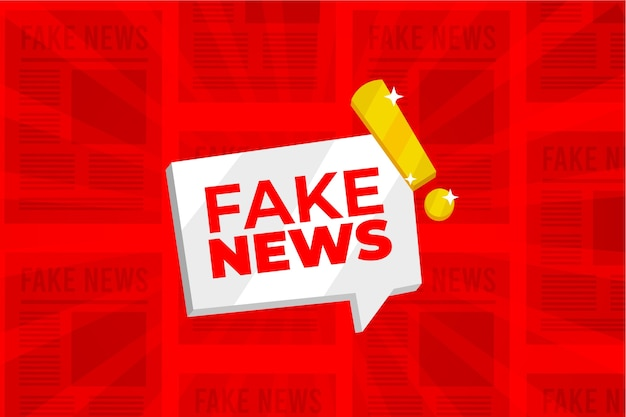 Fake news design