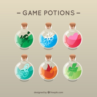 Fame potions