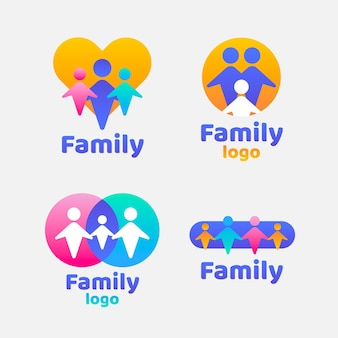 Family logo pack