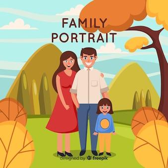 가족 초상화