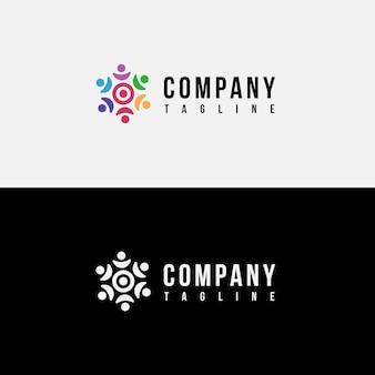 Family on target logo design