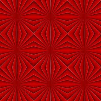 Fan background pattern