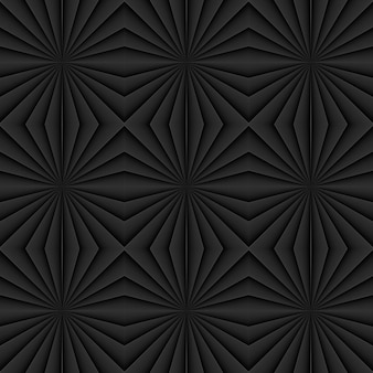 Fan background pattern