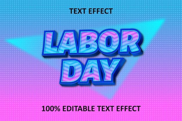 Fancy editable text effect purple blue