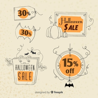 Fancy vintage halloween sale