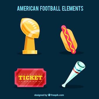 Oggetti di football americano fantastic