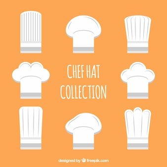 Set fantastico del cappello da cuoco