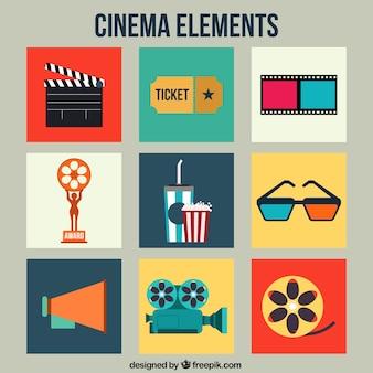 Fantastic cinema elements