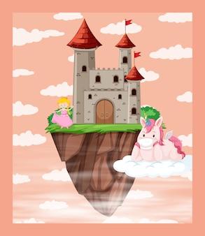A fantasy fairy tale
