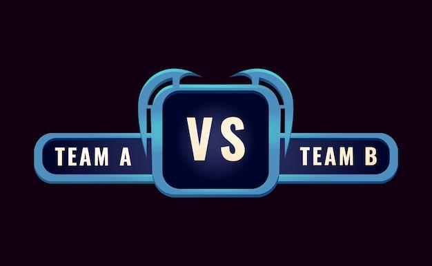 ファンタジー光沢vsメダルバッジフレーム
