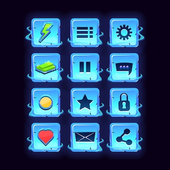 Fantasy gui collection