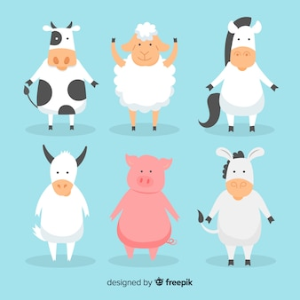 농장 동물 모음