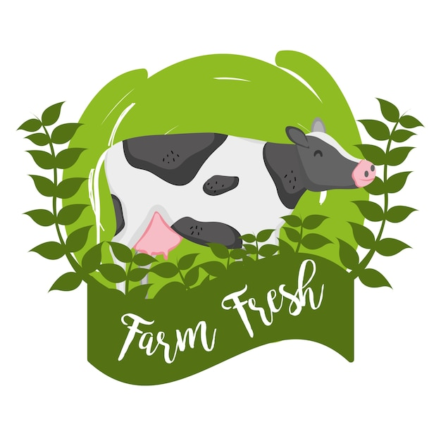 Farm fresh cartoons