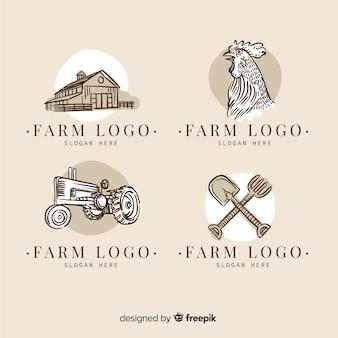 Farm logo collectio