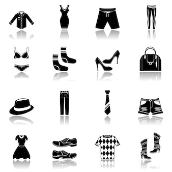 Fashion icons collection