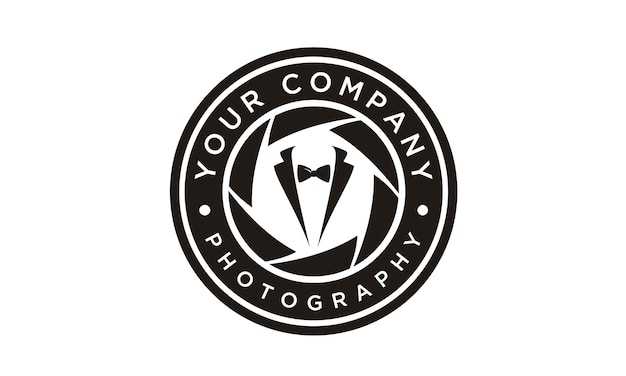 Fashion photographer logo design