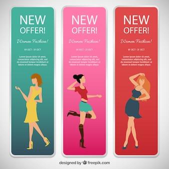 Banner fashion vendita