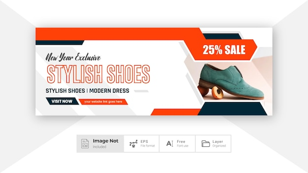 Fashion social banner cover design product sale post discount banner colorful layout theme