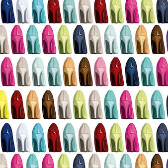 패션 여성 신발 디자인