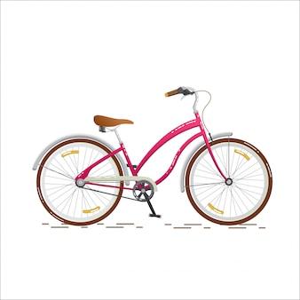 소녀들을위한 세련된 핑크