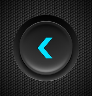 Fast backward button.