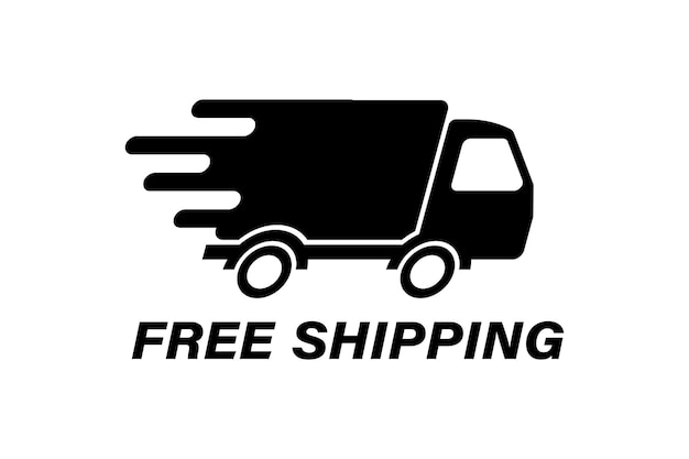 Fast delivery truck online delivery express delivery quick move cargo van moving fast