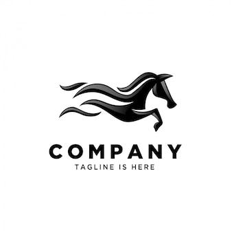 Лошадь быстрого прыжка лошади
