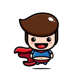 Fat super hero  design