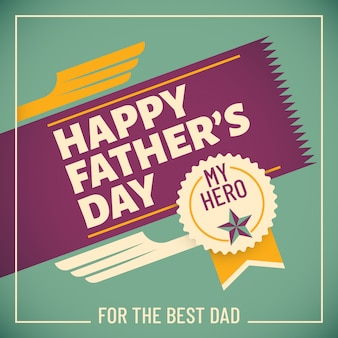 Father's day background design