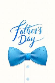 Carta del giorno del papà