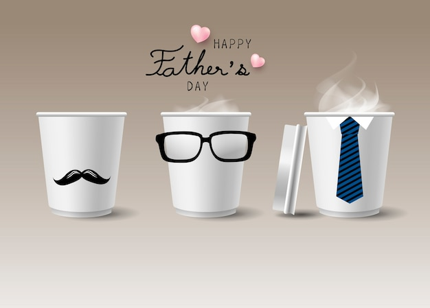Father's day concept design