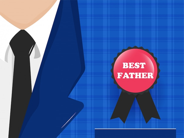 Father's day concept.
