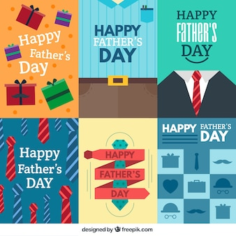 Fathers day cards collection