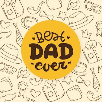 Festa del papà disegno