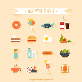 Favourite meals
