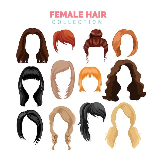 hair vectors photos and psd files free download rh freepik com vector hair removal vector hairdresser