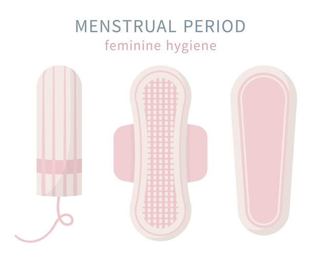 Feminine hygiene products protection